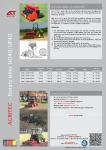 Reverse Rotary hoe UO40_UF40 Product Brochure