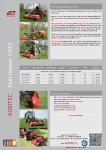 Flail Mower GS33 Product Brochure