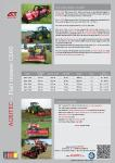 Flail Mulcher GS60 Product Brochure