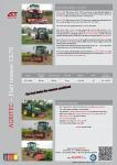 Flail Mulcher GS70 Product Brochure