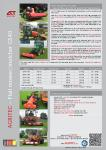 Flail Mower GS40_Spezialrotor Product Brochure