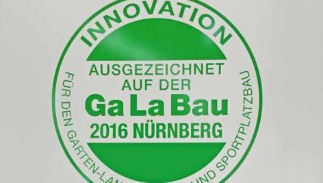 Agritec erhält GaLaBau-Innovationspreis